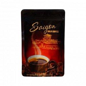 Кофе РАСТВОРИМЫЙ SAIGON GOLD 75гр