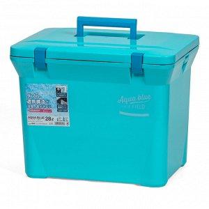 Термобокс SHINWA Aqua Blue 28A  /6 /
