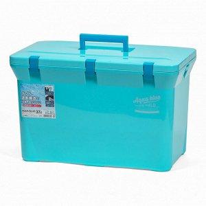 Термобокс SHINWA Aqua Blue 37A   /4 /