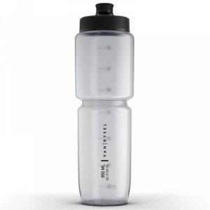 ФЛЯГА Благодаря клапану SureSnap® жидкость не вытекает из фляги, даже если насадка для питья находится в открытом положении. Капли из фляги больше не попадут на раму велосипеда. Вместимость 950 мл.