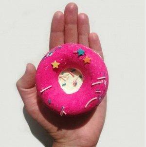 """Бомба для ванны """"Пончик"""", 200 г"""