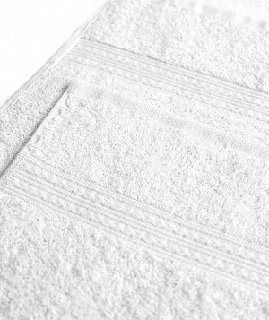 Полотенца махровое 50х90 белое