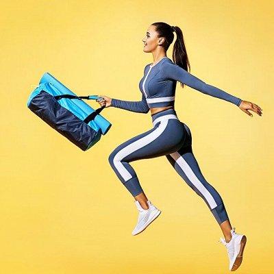 Море косметичек! Модные сумки и кошельки — Спортивные сумки