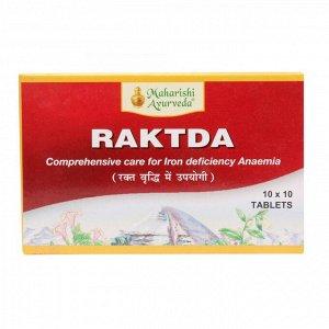 Raktda / Махариши Рактда 100 таб