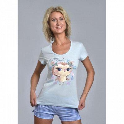Ассоль. Любимые пижамки и сорочки. Новинки — Комплекты с шортами