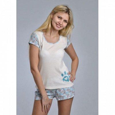 Ассоль. Любимые пижамки и сорочки. Новинки — Пижамы с шортами