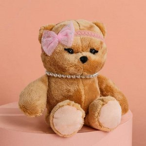 Мягкая игрушка «Милашка Di», мишка