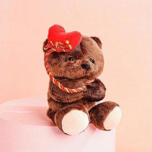 Мягкая игрушка «Влюблённый Ted», мишка