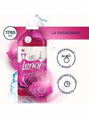 LENOR Концентрированный кондиционер для белья Haute Couture LA PASSIONNEE 1.785л