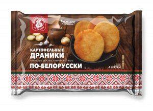Л819 Драники картофельные От Саныча 320гр
