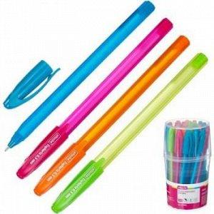 """Ручка шариковая """"Euphoria"""" синяя 0.5мм 1038965 Attache {Индия}"""