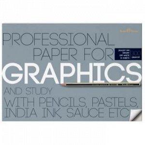 Бумага для графики А4 (297х210 мм) 10 листов 4-122 Bruno Visconti {Россия}