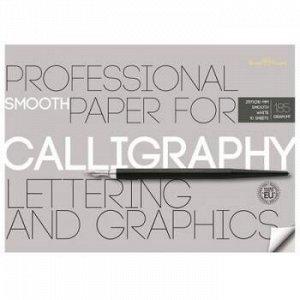 Бумага для каллиграфии А4 (297х210 мм) 10 листов 4-118 Bruno Visconti {Россия}