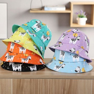 🧢Крутые кепки для взрослых и детей. Панамы в моде!