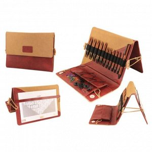 Набор «Deluxe Special IC» съёмных деревянных укороченных спиц «Ginger» и принадлежностей