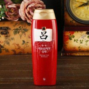 Ryo Damage Care Shampoo Шампунь для поврежденных волос 180 мл, ,