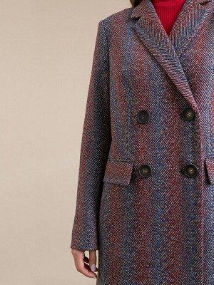 Стильное осеннее пальто с закупки ЕМКА