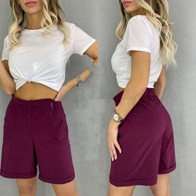 Мода размера plus size. Женская одежда до 70 размера🔥 — Шорты