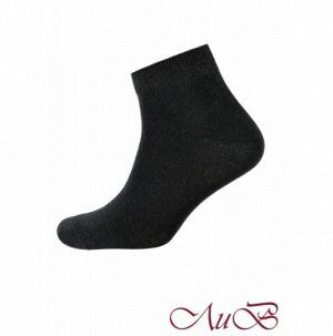 Носки мужские укороченные гладкие