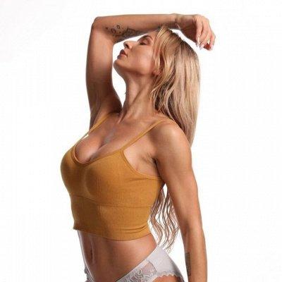ღЖаркое летоღ#Стильная одежда по доступным ценамღ — Майки, топы, боди