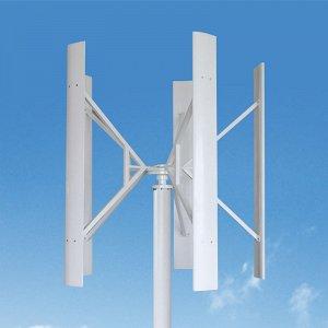 Солнечно-ветровая гибридная энергосистема