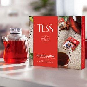 Чай Тесс Набор чая и чай.нап. 12 видов 100г 1/12, шт
