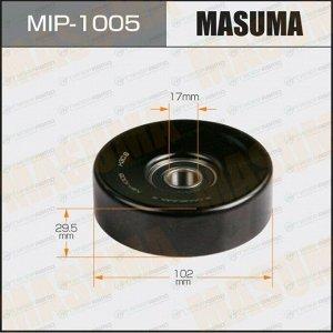 Ролик натяжителя ремня привода навесного оборудования MASUMA, 2UZ.3UZ