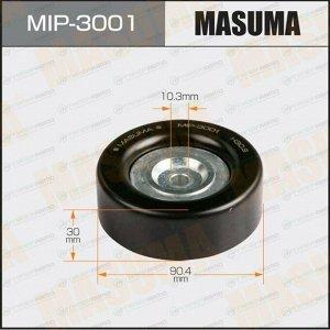 Ролик обводной ремня привода навесного оборудования MASUMA, 4G63.4G64.4G69