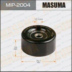 Ролик натяжителя ремня привода навесного оборудования MASUMA, HR15DE.HR16DE.HR12DE