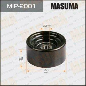 Ролик обводной ремня привода навесного оборудования MASUMA, VQ37.VQ35