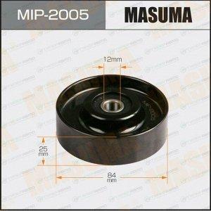 Ролик натяжителя ремня привода навесного оборудования MASUMA, VQ30DET.VK45.VQ35