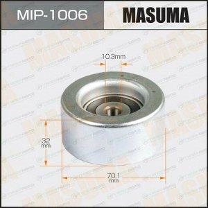 Ролик обводной ремня привода навесного оборудования MASUMA, 1GR.2GR.4GR