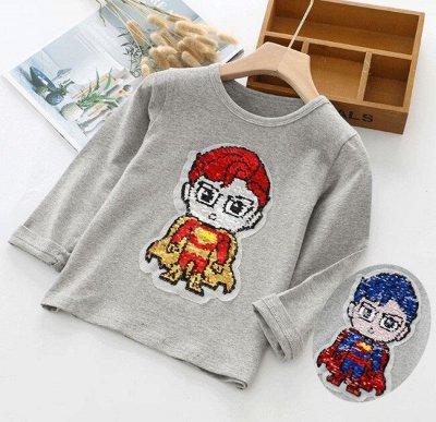Хиты детского трикотажа. Костюмы, леггинсы, футболки, шорты — Кофточки для мальчиков