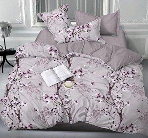 Комплект из сатина 1,5 спальный БЕЗ комбинирования