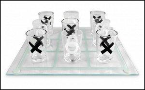 Игра на выпивание Крестики Нолики