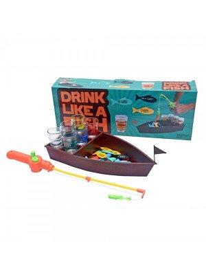 Игра на выпивание Drink Like A Fish