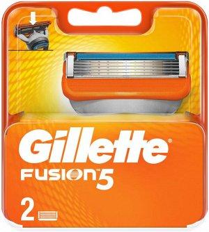 GILLETTE  FUSION  кассета 2 шт #,  75022819