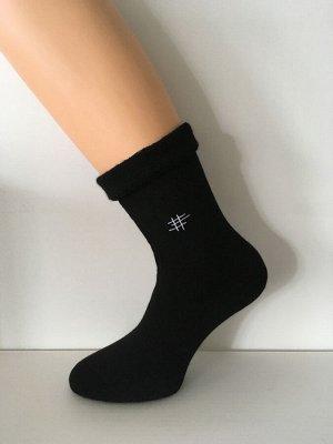 Мужские плюшевые носки для проблемных ног
