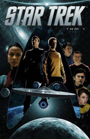 Star Trek. Том 1 104стр., 262х169х10мм, Твердый переплет