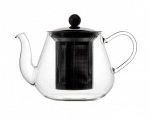 Чайник заварочный 600мл стеклянный