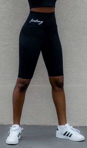 BIKER SHORTS BASIC BLACK