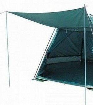 Стойки для тента и палатки, 2шт, сталь, 16 мм, 2,3 м