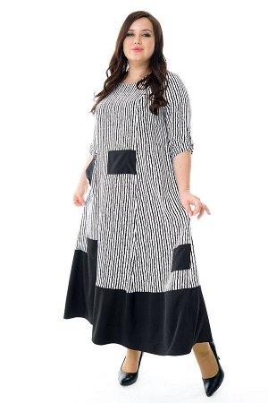 Платье-5540