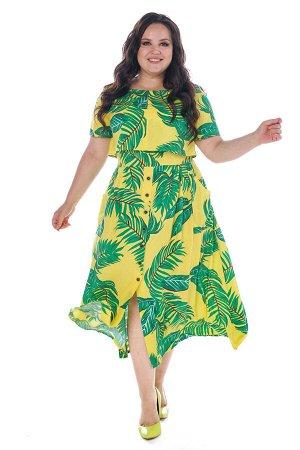 Платье-5418