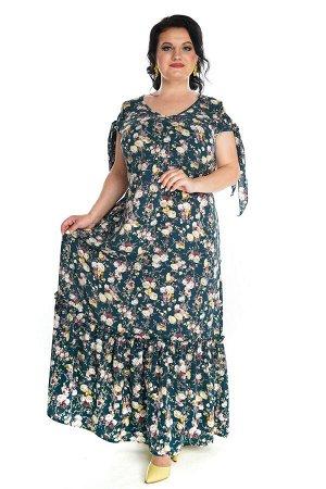 Платье-5536