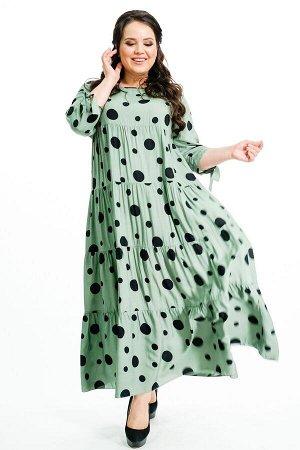 Платье-5086