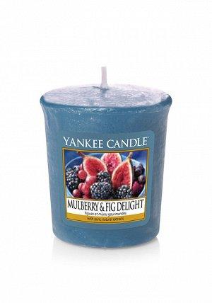 Инжир и ежевика Yankee Candle