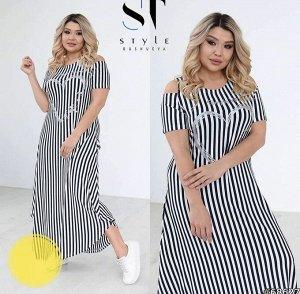 Платье Ткань лайт + итальянка