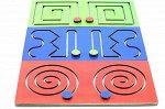 """Лабиринт """"Полушарные доски"""" (набор 3 шт.) IG0323"""