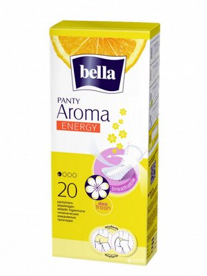 Прокладки Bella ежедневн. Panty Aroma Energy по 20 шт